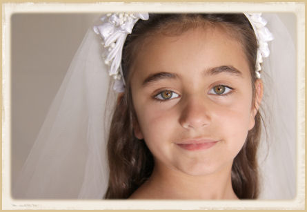 tolerance, first communion image